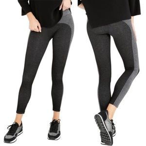 SPANX Curved Lines Seamless Shaping Leggings